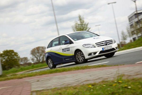 Bild eines Fahrzeuges